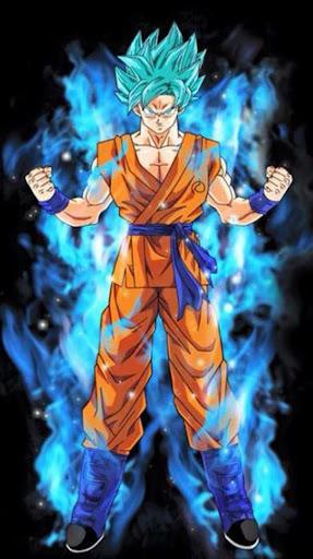 Goku Super Saiyan God Blue Wallpapers