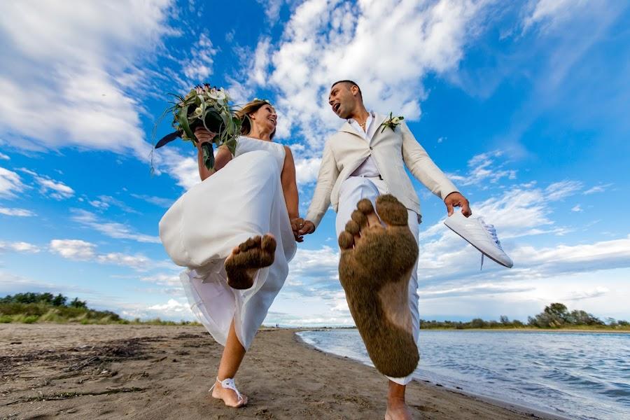 Fotografo di matrimoni Fabio Panigutto (flashmen). Foto del 06.10.2017