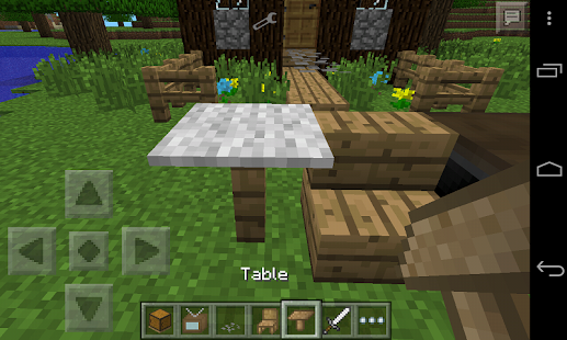 Mod Electrics Furniture for MCPE - náhled