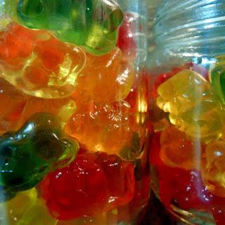 Drunk Gummy Bears.