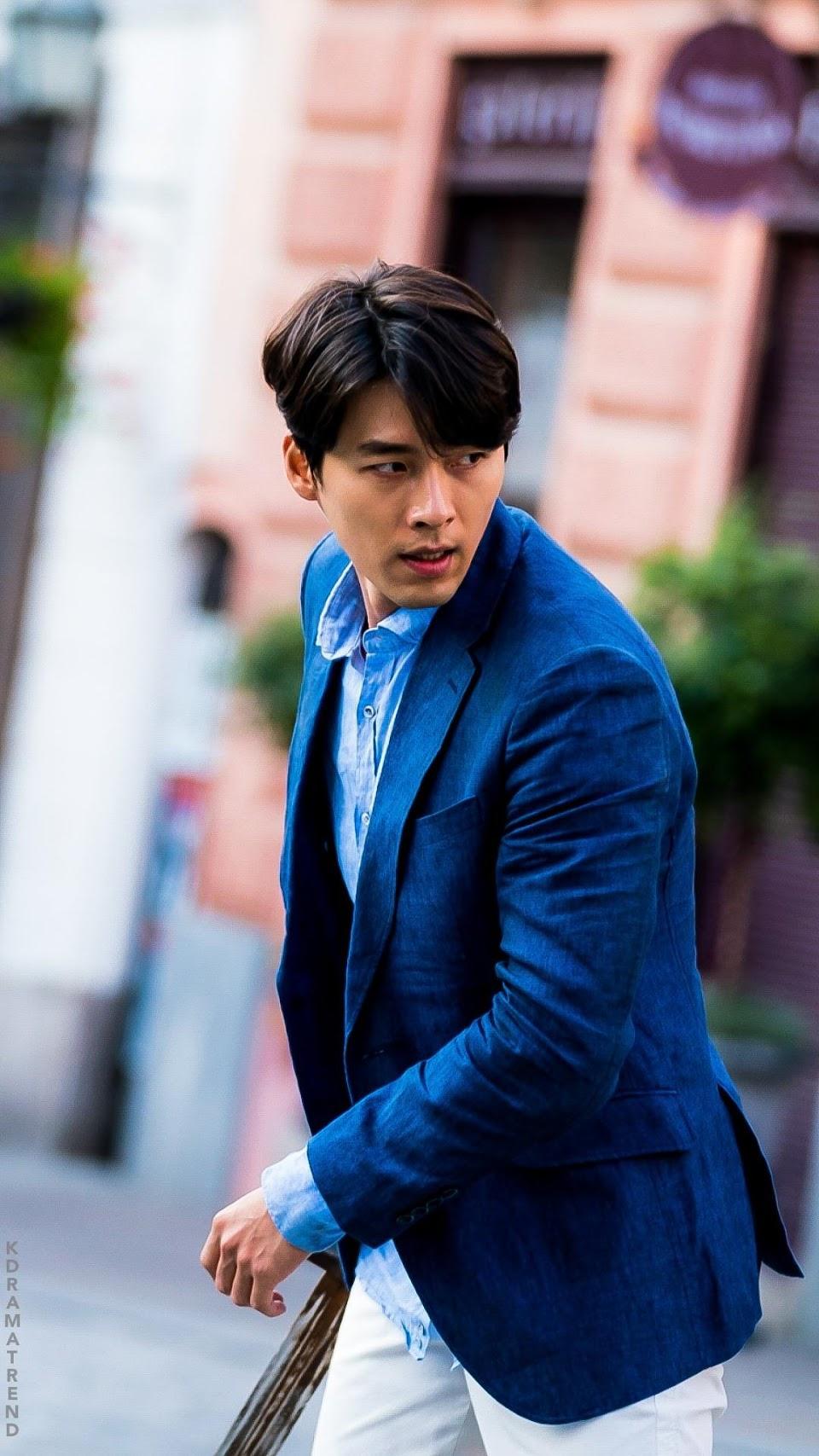 hyunbin blue