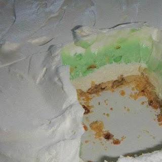 Pistachio Dessert.