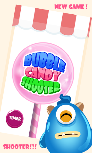 Bubble Candy Shooter