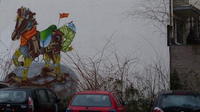 Photo: MOHONE; 40° Urban Art Festival