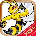 Buzzing Bee Sting icon