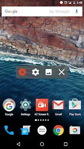 AZ Screen Recorder – ghi màn hình, quay màn hình 1