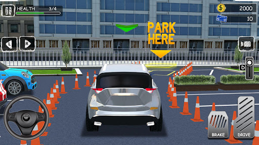 Parking Professor: Car Driving School Simulator 3D 1.1 screenshots 6