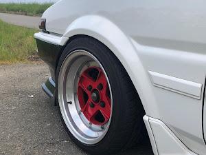 スプリンタートレノ AE86 GT APEX  S62のカスタム事例画像 Masa 103さんの2020年05月01日18:55の投稿
