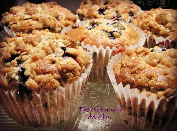 Quick & Easy Gourmet Muffins Recipe