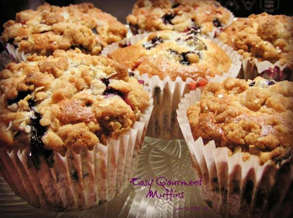 Quick & Easy Gourmet Muffins Recipe