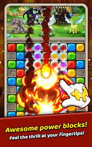 Dragon Village B - Dragon Breeding Puzzle Blast screenshots 19