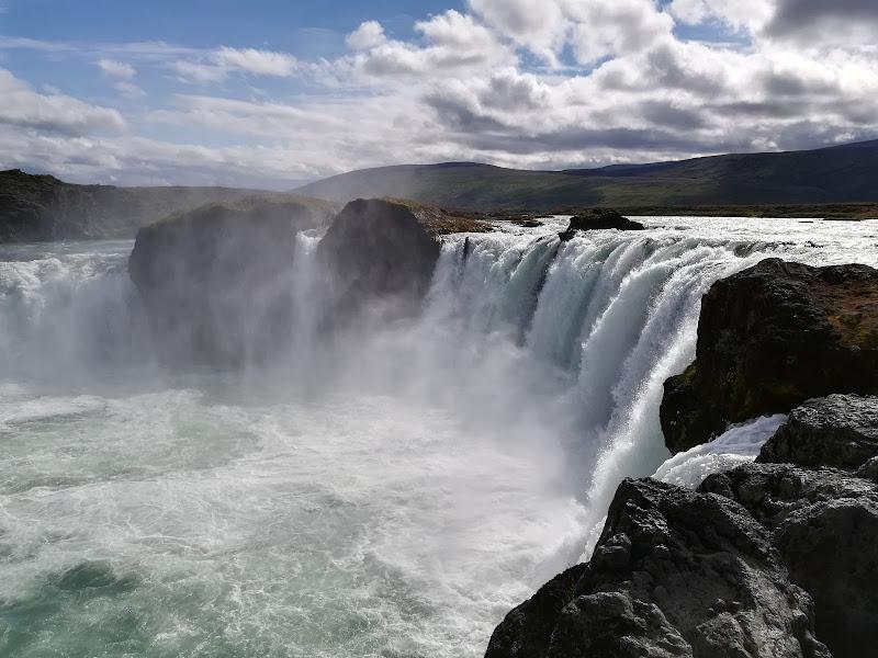 Le cascate islandesi di Stonda