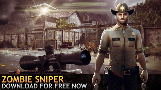 Last Hope Sniper - Zombie War: Shooting Games FPS  screenshots 4