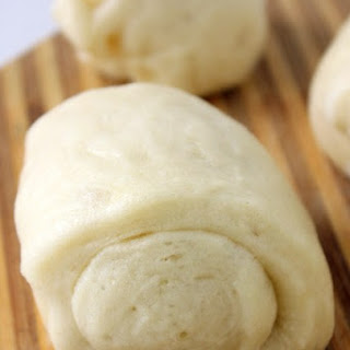 Chinese Steamed Buns (Mantou).