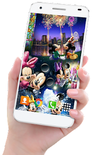Mickey Live Wallpapers HD - náhled