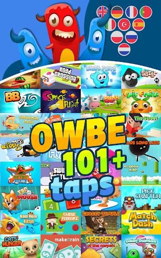 OWBE - 101 Tap Games