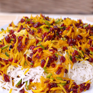 Zereshk Polo, Persian Barberry Rice