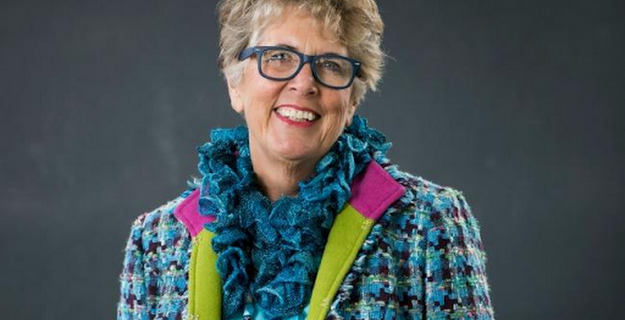 Prue Leith moves in with husband