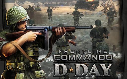 FRONTLINE COMMANDO: D-DAY fond d'écran 1