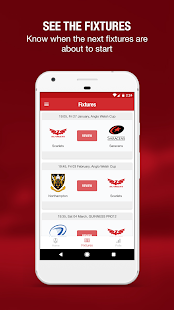 Scarlets FanScore- screenshot thumbnail
