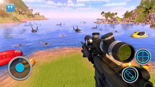 Whale Shark Attack FPS Sniper - Shark Hunting Game 1.0.12 screenshots 2