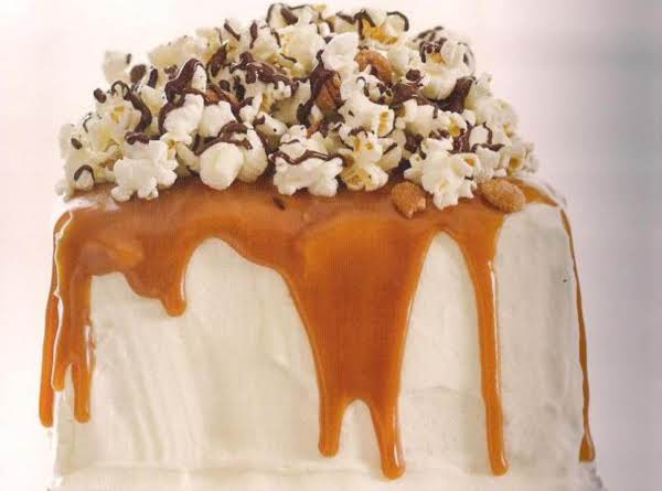 A Cracker Jack Of A Cake