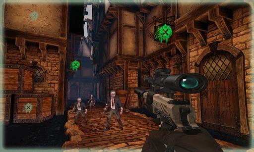 Mad Zombie Frontier 2: DEAD TARGET Zombie Games  screenshots 3