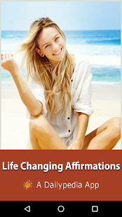 Life Change Affirmations Daily - náhled