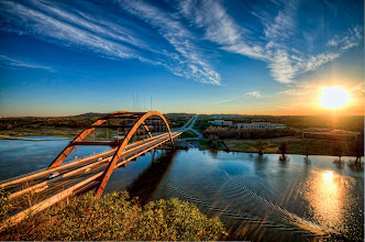 Photo: Going to San Diego tomorrow! So excited, any recommendations?  Image from 360 bridge in Austin, TX