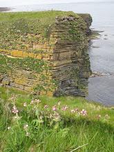 Photo: Bei John o groats im nordöstlichen Schottland