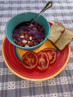 Quick And Easy Cabbage And Bean Soup Recipe