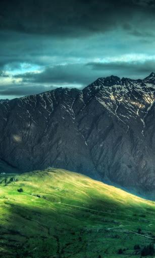 LWP 山ニュージーランド