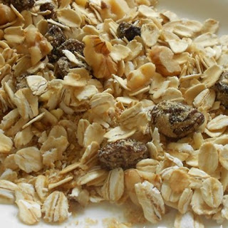 Bran Muesli Recipes