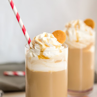 Coffee Caramel Milkshake