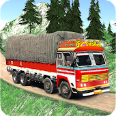 Indian Cargo Truck Driver Simulator