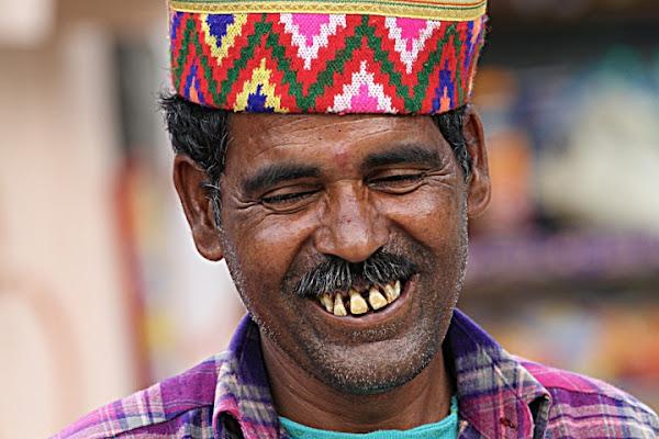 Sorrisi colorati di David Marrone