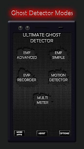 Ultimate Ghost Detector (real EMF, EVP recorder) 1