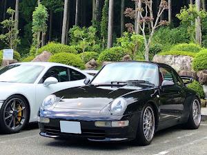911 993 タルガ 1997年式のカスタム事例画像 なぞくまさんの2020年09月13日15:35の投稿