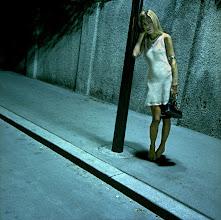 Photo: NICOLE NATTER - MISS AUSTRIA 1989 portrait, 1997. © photo by jean-marie babonneau all rights reserved www.betterworldinc.org