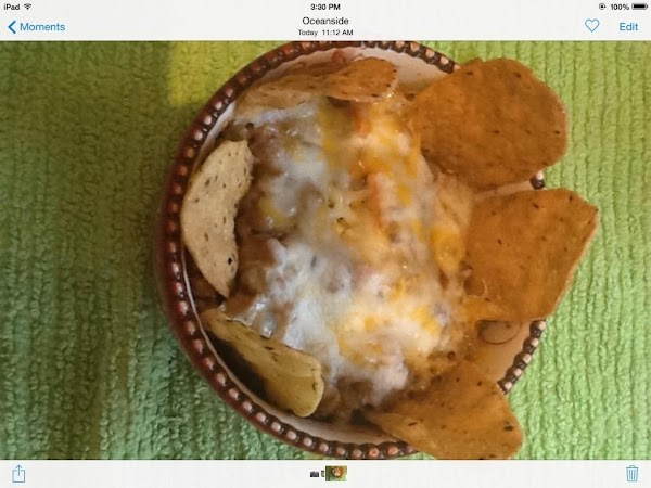 Nacho Mamas Lentils Recipe