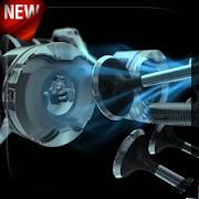 Engine Video Live Wallpaper