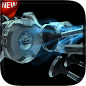 Engine Video Live Wallpaper