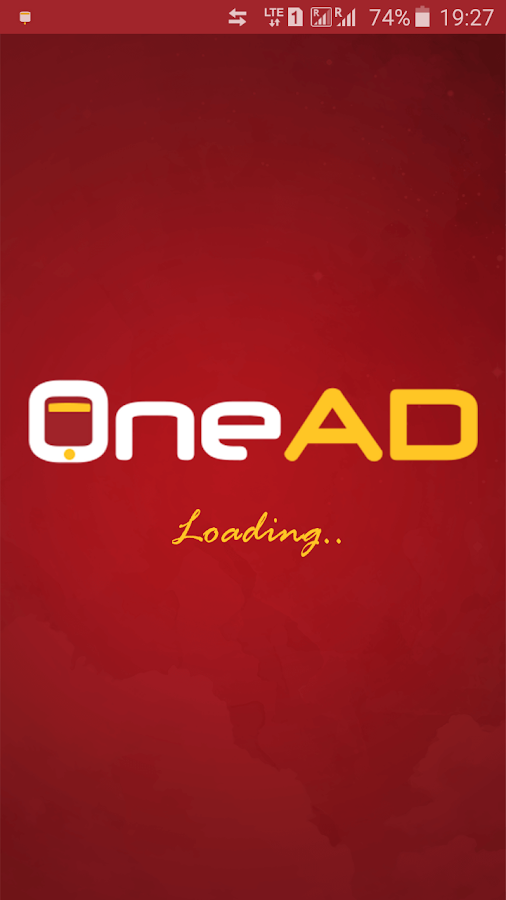 OneAD- screenshot