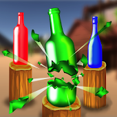 Bottle Shooting Expert - Sniper Shooting Games