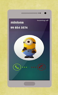 call from minions joke - náhled