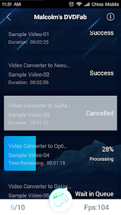 DVDFab Remote- screenshot thumbnail