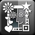 Polaroid PoGo App icon
