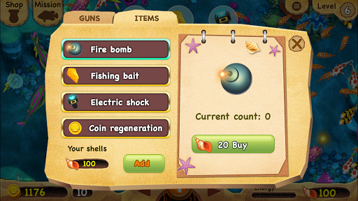 Fish Game - Fish Hunter - Daily Fishing Offline screenshots 5
