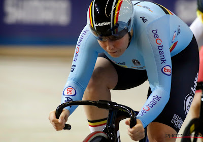 Nicky Degrendele pakt belangrijke punten voor Tokio met derde plek in de WB-manche in Brisbane