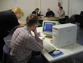 Photo: Jonathan Cauldwell's coding challenge
